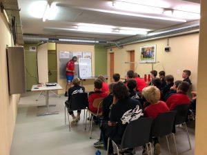 UHC Alligator Malans - SV Wiler-Ersigen @ Sporthalle Lust Maienfeld