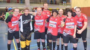 Floorball Köniz - UHC Alligator Malans @ Sporthallen Weissenstein Bern